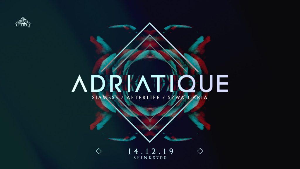 Adriatique (Afterlife) | Sfinks700