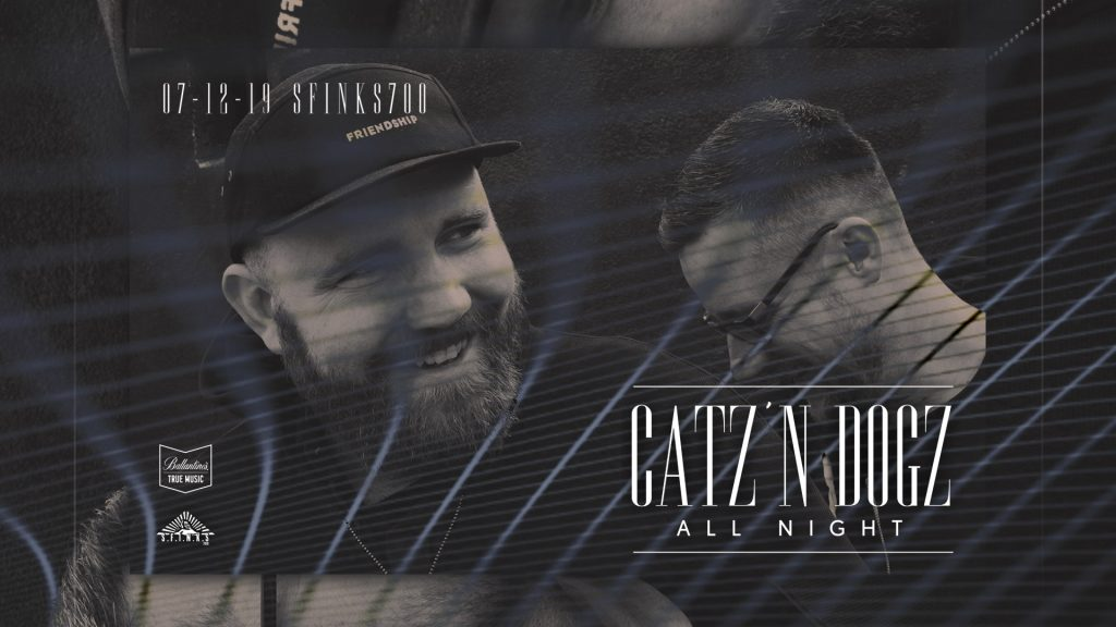 Sfinks700 True Music: Catz 'N Dogz All Night