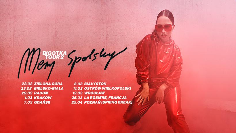Mery Spolsky - Bigotka Tour 2