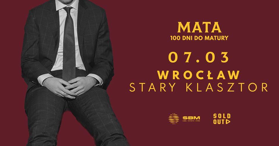 Mata / 100 dni do matury / Wrocław