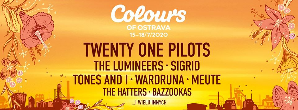 Colours of Ostrava 2020