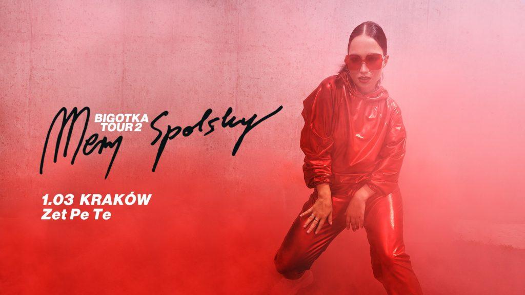 Mery Spolsky: Bigotka Tour 2 / Kraków