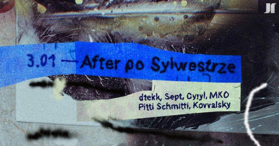 After po Sylwestrze na Jasnej