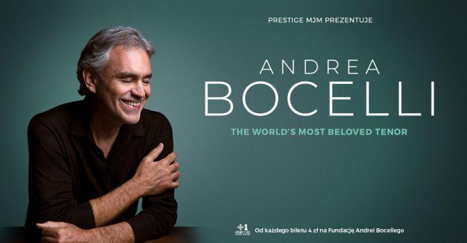 Andrea Bocelli @Warszawa, Poland