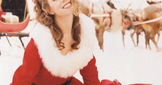 """All I Want For Christmas Is You"" Mariah Carey na szczycie listy Billboard 100"