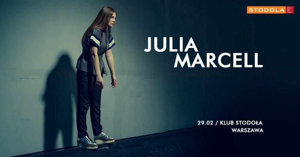 Julia Marcell, 29.02.2020, Klub Stodoła
