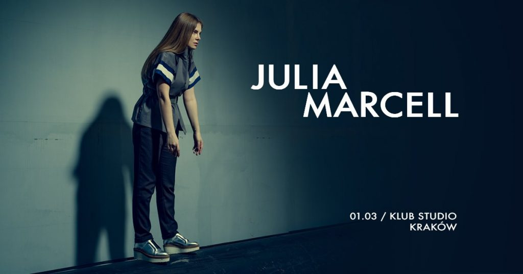Julia Marcell Kraków klub Studio