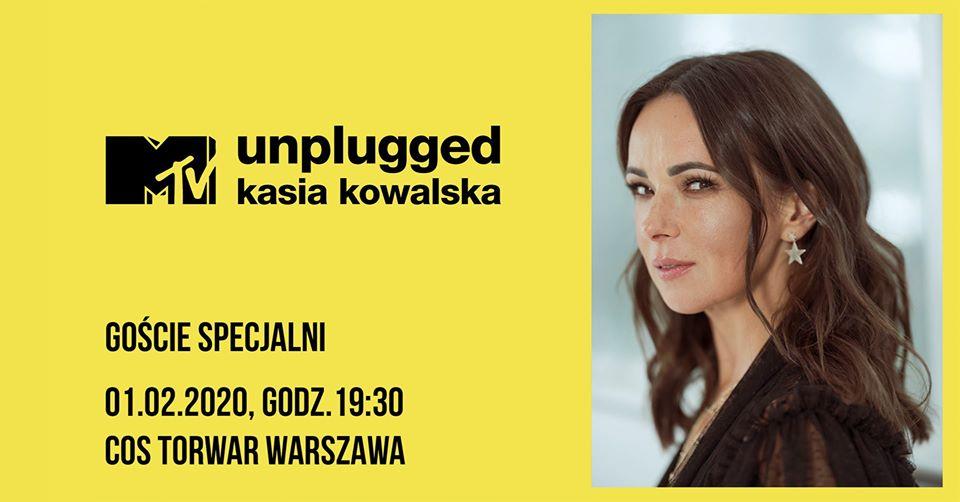 MTV Unplugged Kasia Kowalska + goście specjalni
