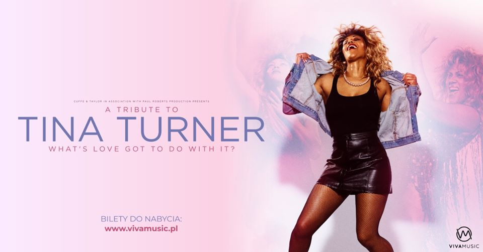 Tribute to Tina Turner | Warszawa 4.01.2020