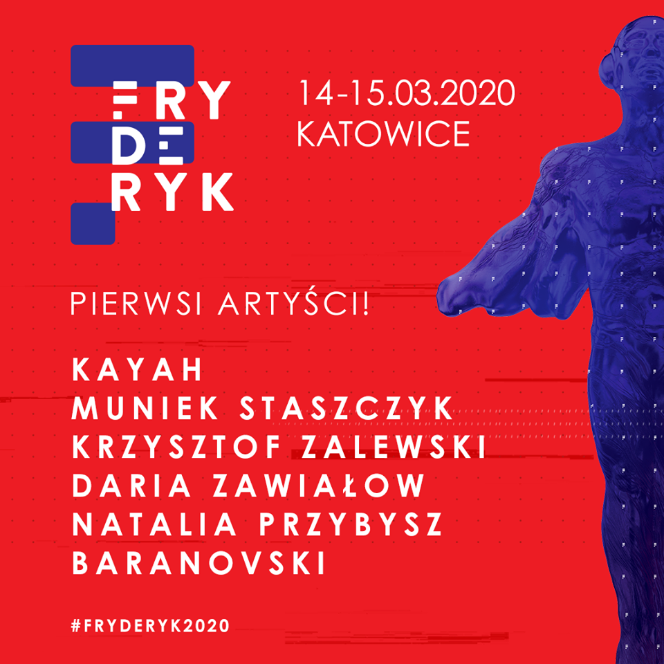 Fryderyk Festiwal 2020 - znamy pierwszych artystów