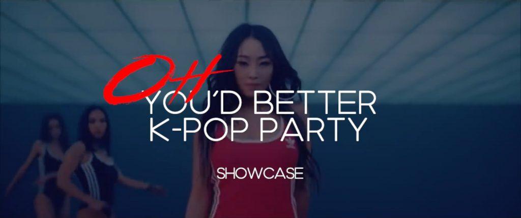 You'd better K-pop Party [Wrocław]