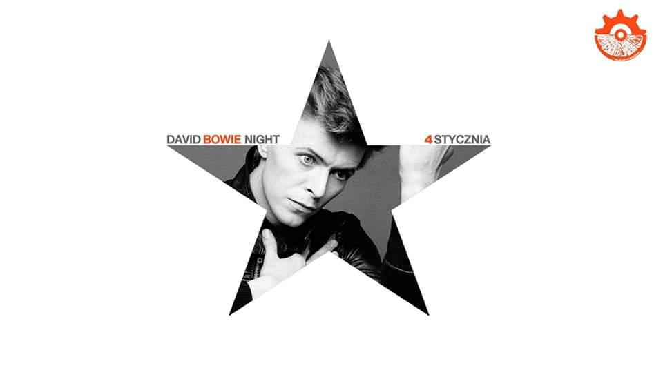 Dawid Bowie Night