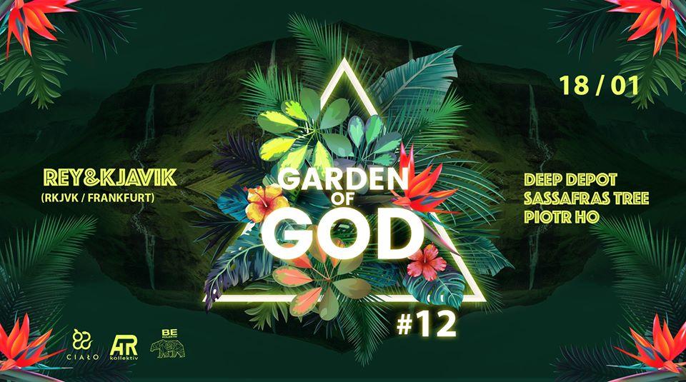 Garden of God #12: Rey&Kjavik (RJKVK) / Ciało