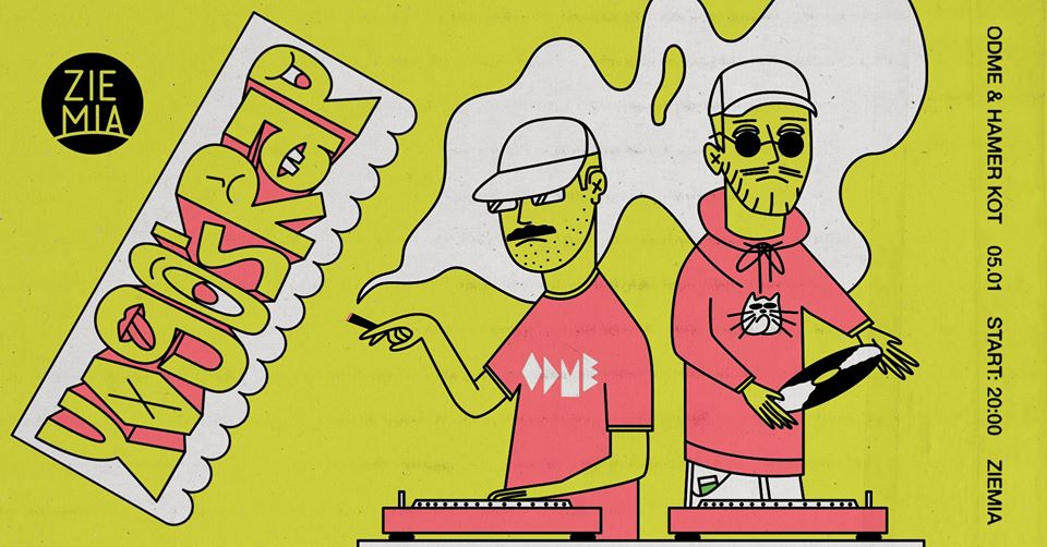 Yo 90's Rap w Ziemi (lista FB)