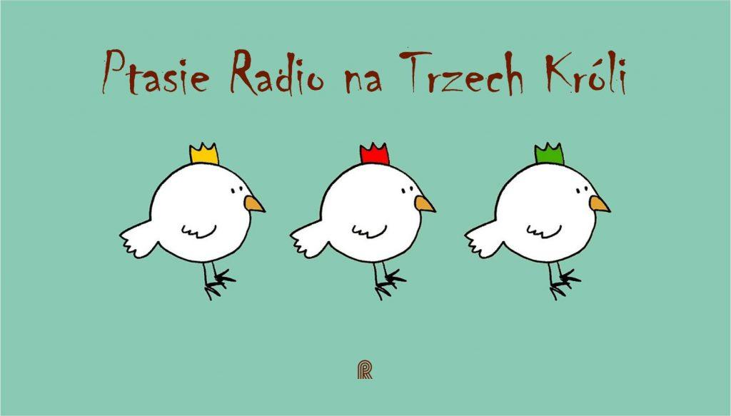 Ptasie Radio na Trzech Króli: Stary Słowik, Margin, Fru