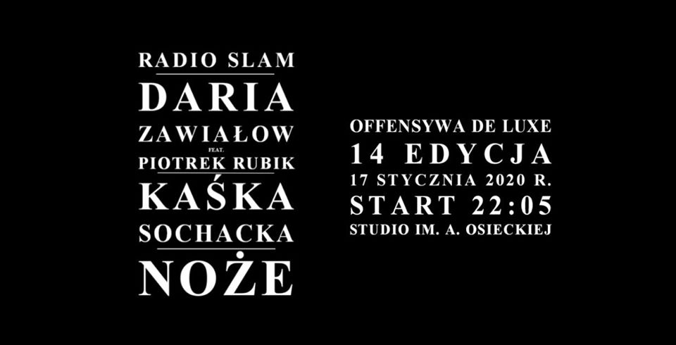 Offensywa De Luxe - 14 edycja