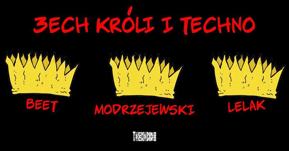 3ech Króli i Techno II Protokultura [Lista FB]