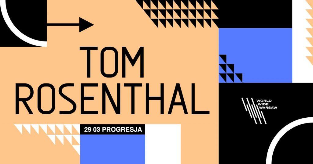 WWW 2020: Tom Rosenthal