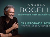 Andrea Bocelli / Kraków
