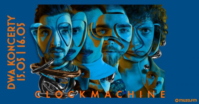 Clock Machine / Sen / Kraków / Klub Studio