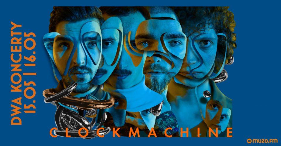 Clock Machine / Sen / Kraków / Klub Studio