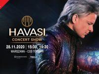 HAVASI Concert Show - Warsaw 2020