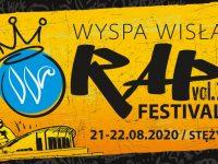 II edycja Wyspa Wisła Rap Festival 21-22 sierpnia
