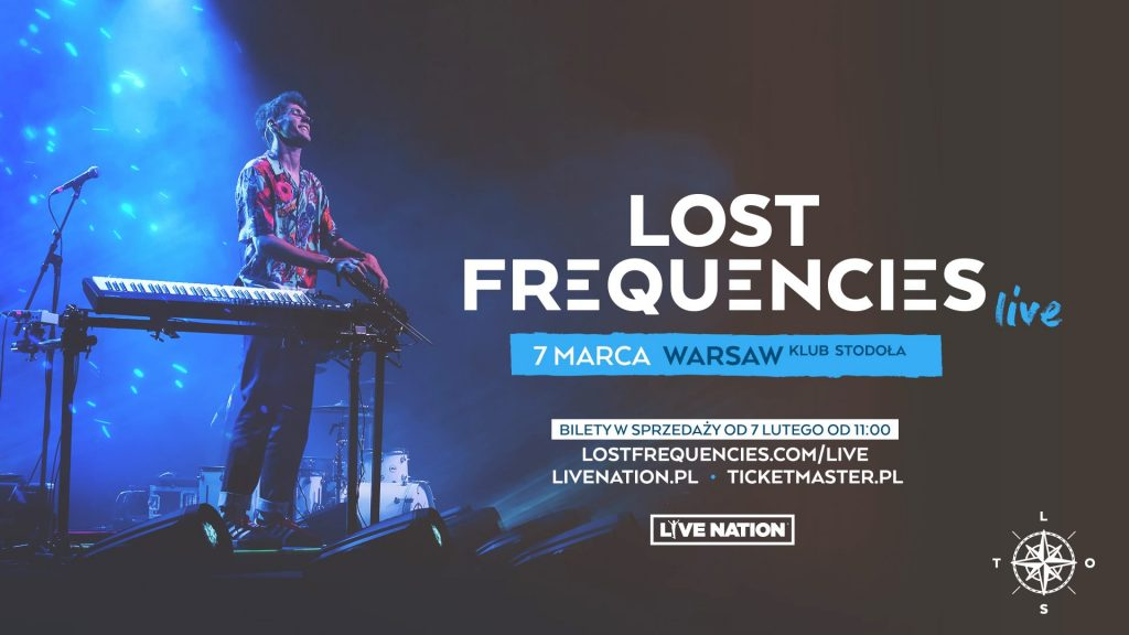 Lost Frequencies Live at Klub Stodola Warsaw