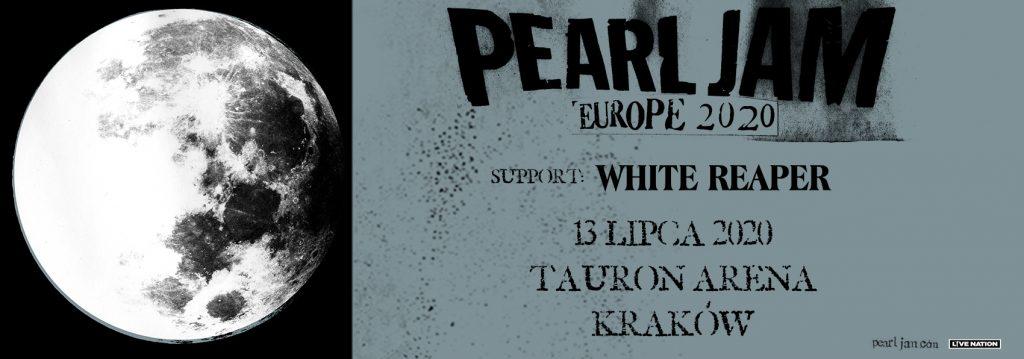 Pearl Jam w Polsce