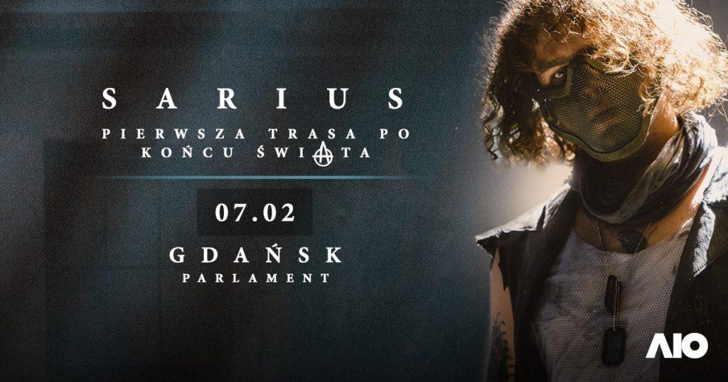 Sarius w Gdańsku | Pierwsza Trasa Po Końcu Świata