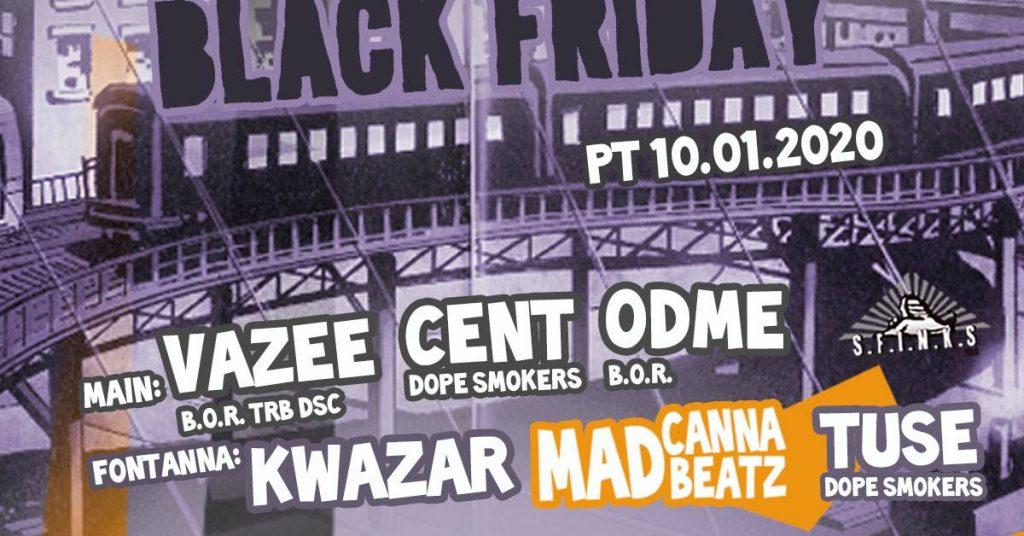 Sfinks700Black Friday DJ Vazee DJ Cent ODME lista fb free