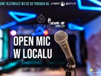 Stand-up No Limits: Open mic PL (23.01)