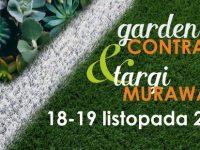Targi gardenCONTRACTING & Targi Murawa 2020