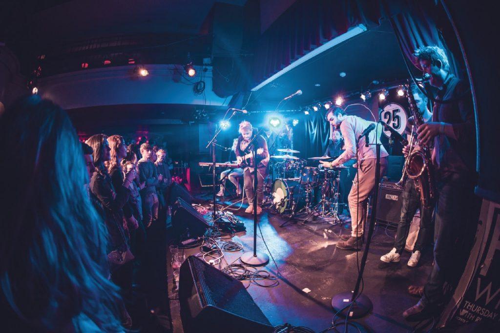 Warsztaty menedżerskie dla muzyków - jak zrobić trasę koncertową