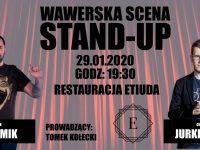 Wawerska Scena Stand-up: Stramik x Jurkiewicz x Kołecki