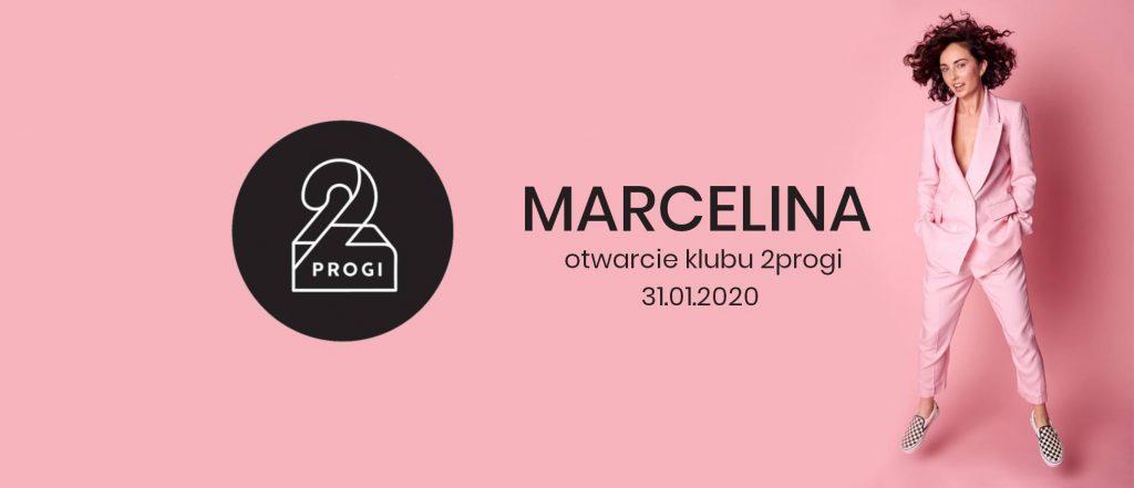 Marcelina wystąpi na otwarciu klubu 2progi