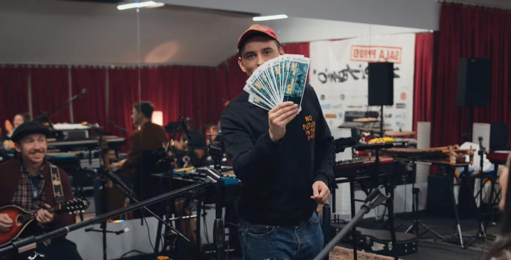 Dawid Podsiadło Leśna Muzyka bilety
