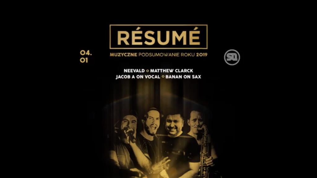 Resume! – muzyczne podsumowanie 2019
