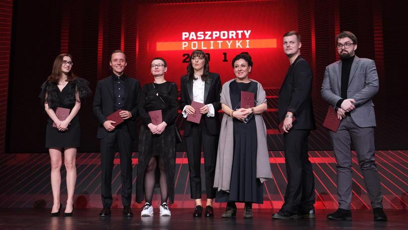 Paszporty Polityki 2019