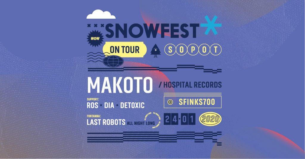 SnowFest Festival On Tour : Makoto | Sfinks700