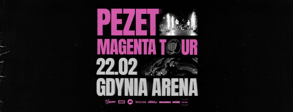 PEZET - Magenta Tour - Gdynia