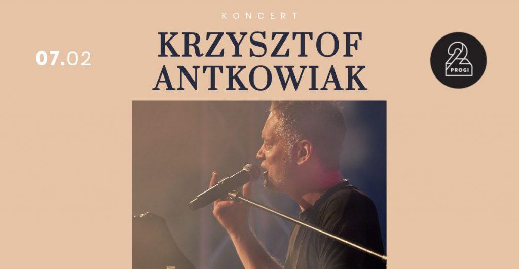 Krzysztof Antkowiak // 2 progi // Poznań