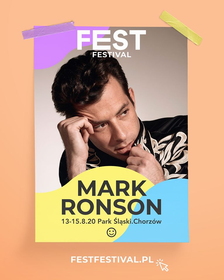 Mark Ronson Fest Festival
