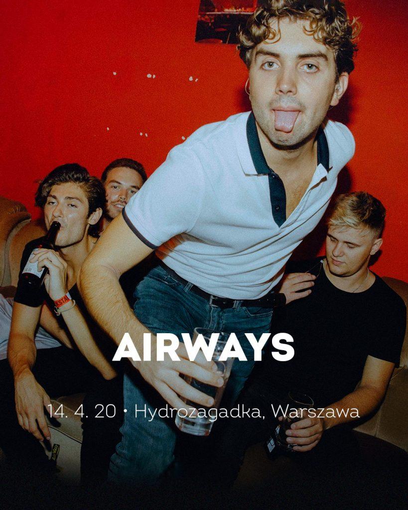 AIRWAYS w Polsce