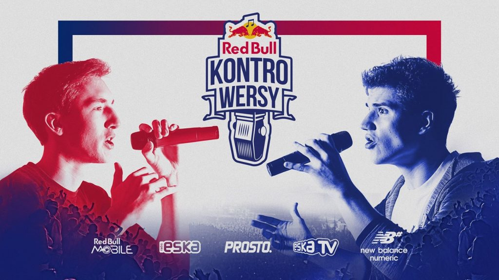 Red Bull KontroWersy 2020 - bitwy freestyle'owe// SOLD OUT