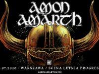 Amon Amarth + support / 18 VII / Warszawa