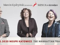 The Manhattan Transfer / Siesta w Drodze
