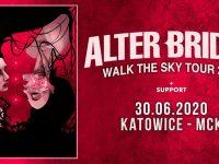 30.06 Alter Bridge + support // Katowice - MCK