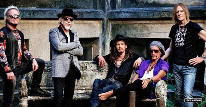 Aerosmith Official Event, Tauron Arena Kraków, 12.07.2020