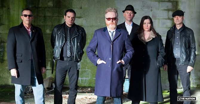 Flogging Molly Official Event, klub Kwadrat, 22.07.2020